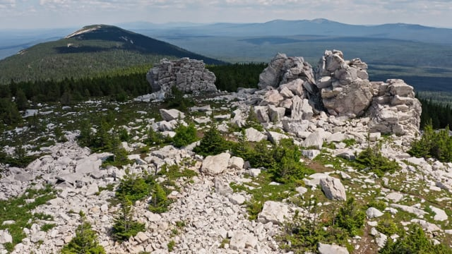 The Beauty of South Urals - Nature Relax Video