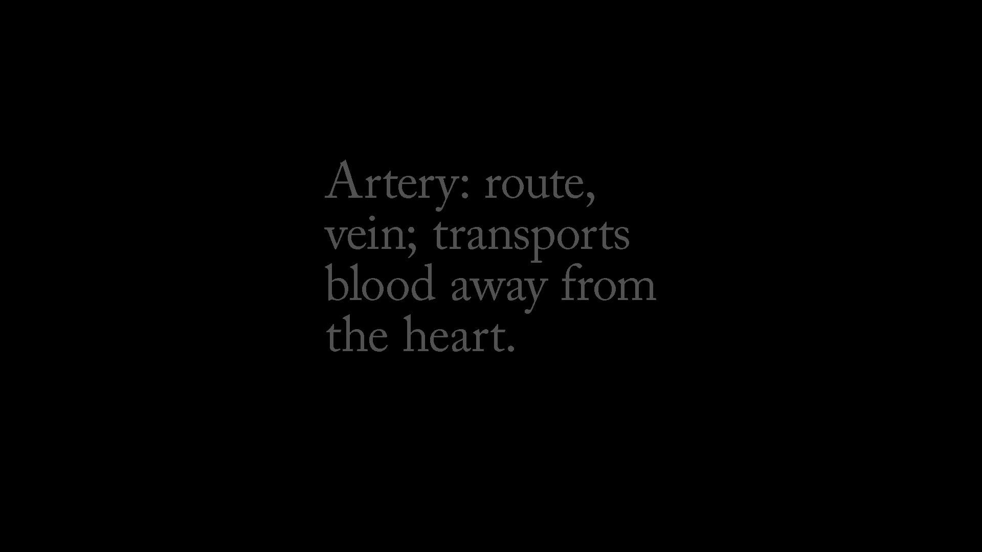 Artery 2021 Orbost