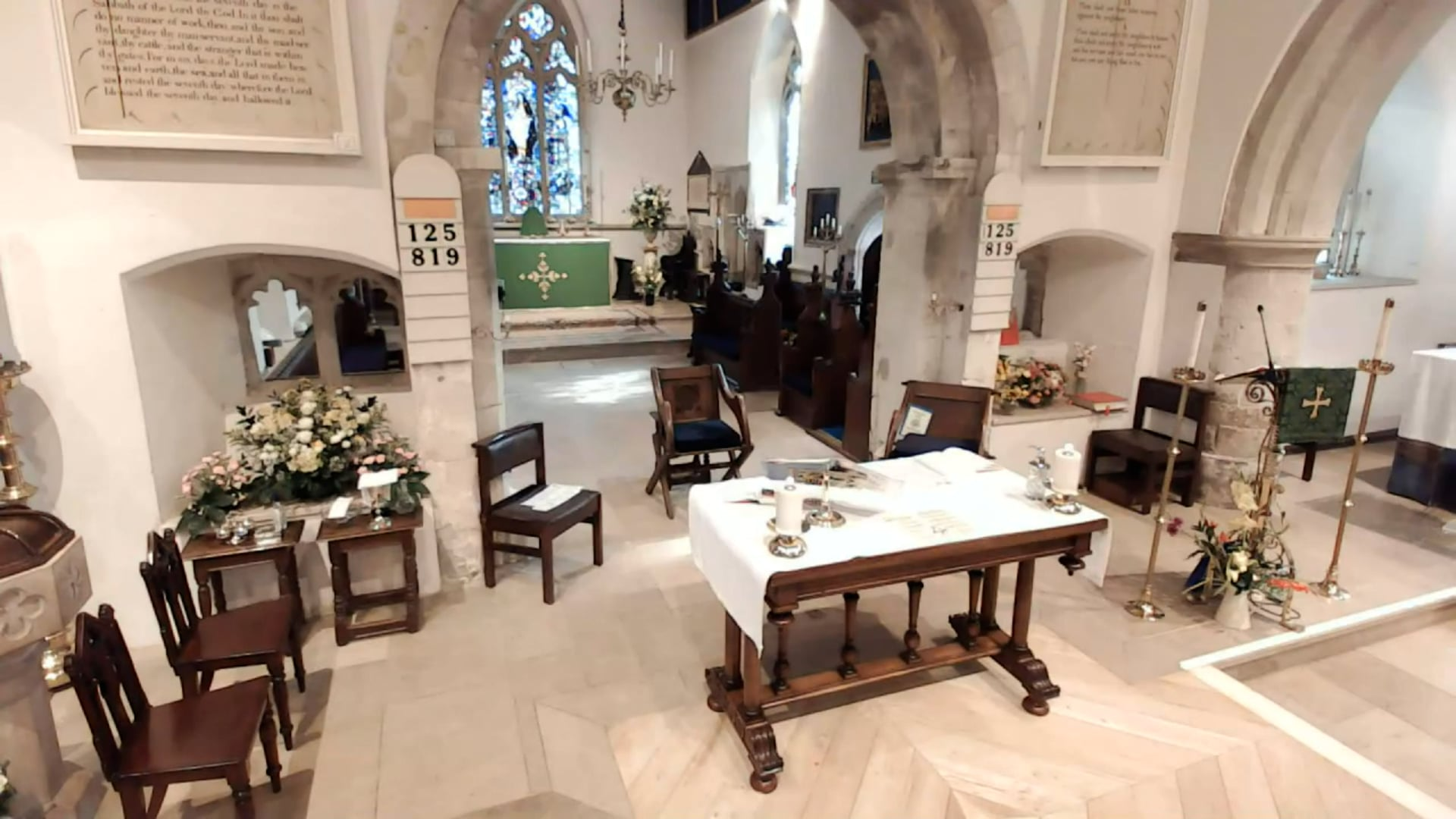 Family Service - 5th September 2021, 11:30am