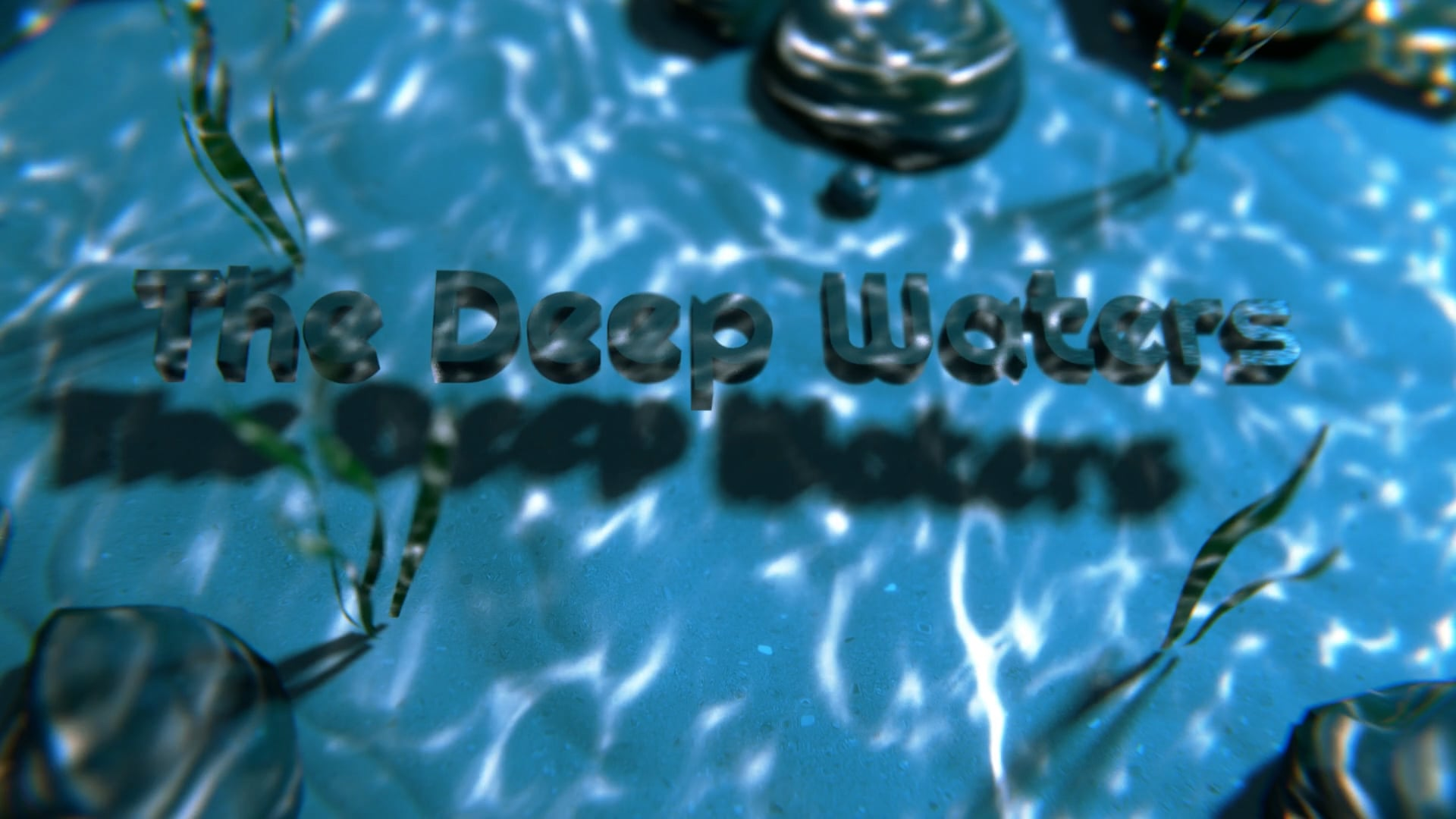 """Sunday September 5, 2021 Online Worship """"The Deep Waters"""""""