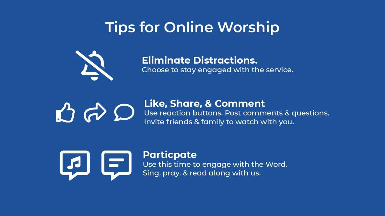 Peace Lutheran Church Service, September 12, 2021