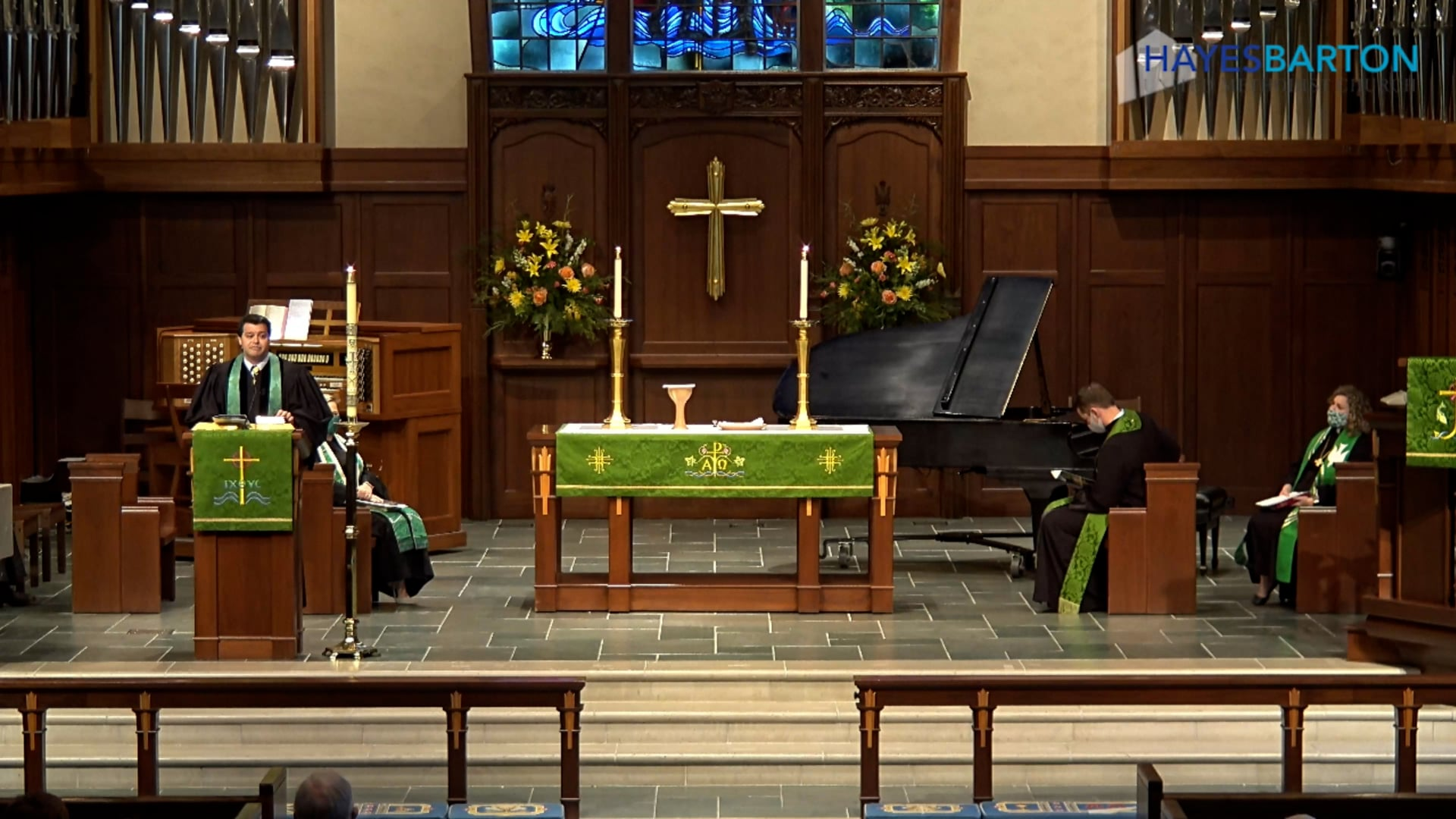 Sanctuary Worship - September 5, 2021
