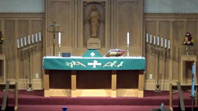 Sunday Worship Service September 5 2021