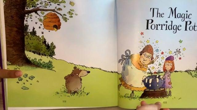 Storytelling: The Magic Porridge Pot