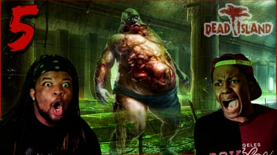 Fighting Zombies In The Sewer! (Dead Island Ep.5)