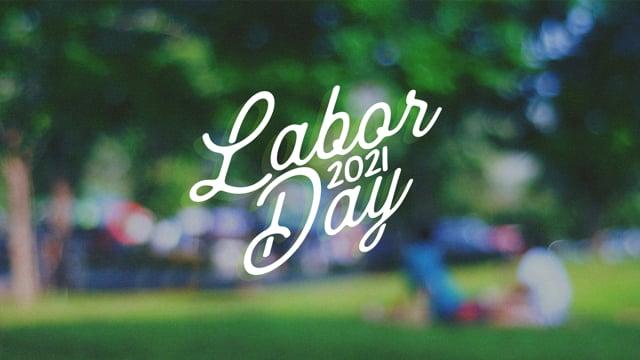 September 4, 2021 - Rev. Sam Robbins