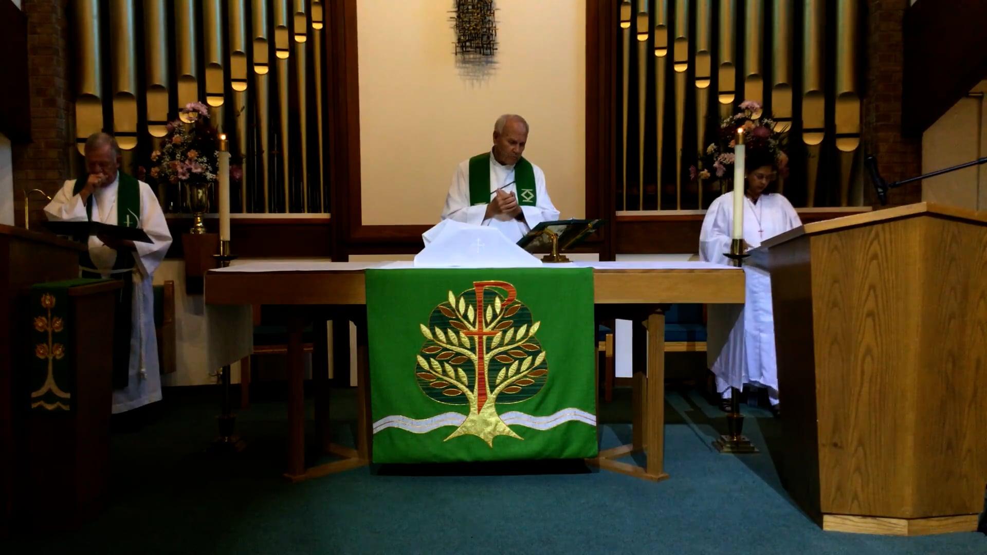 FLC Worship Service - Sept. 5, 2021