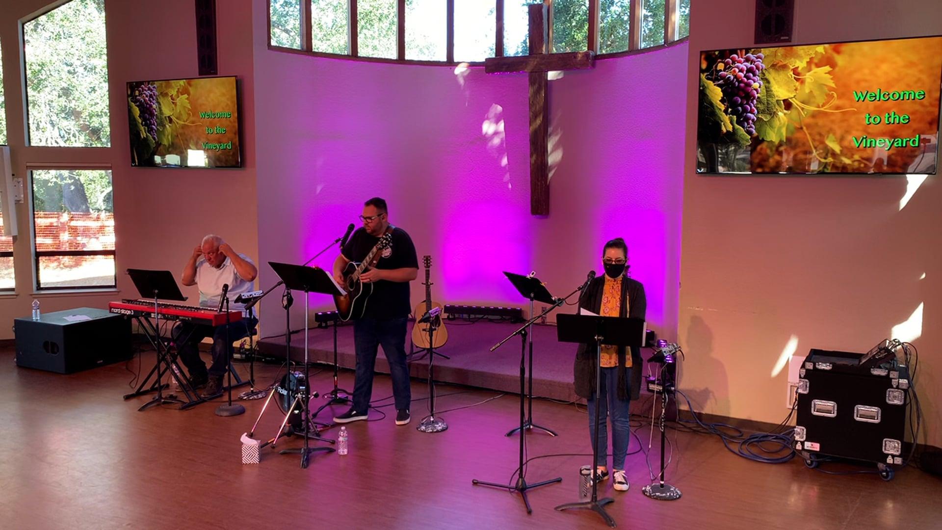 Part 1: Worship - 05 Sep 2021