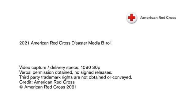 Disaster Media B-roll