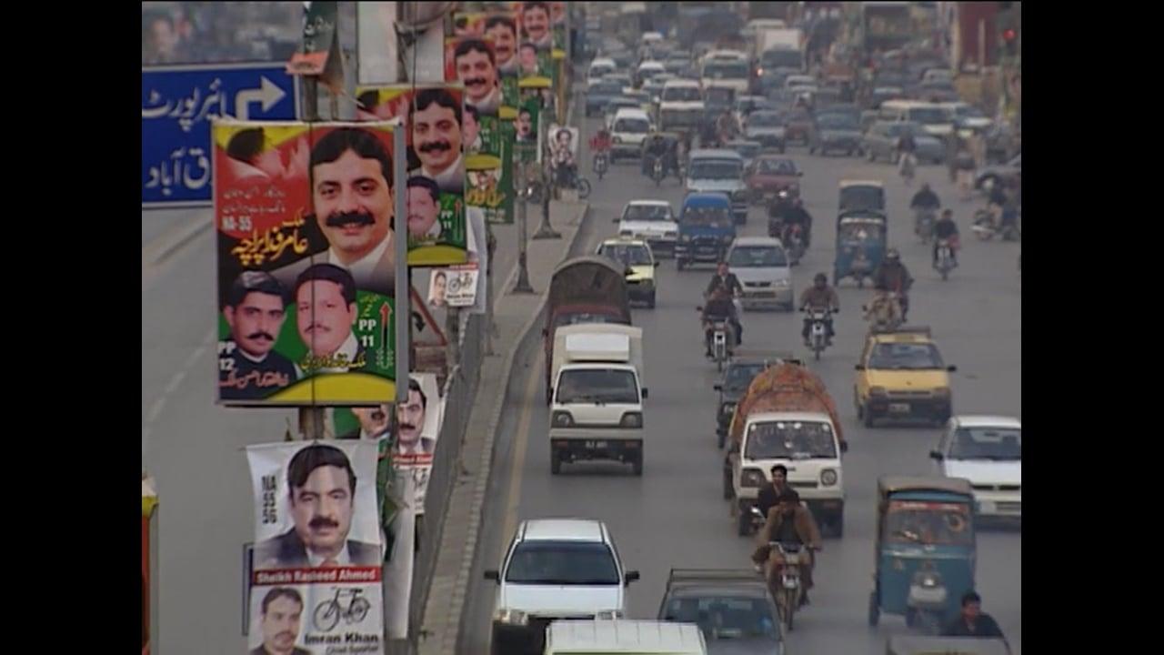 Pakistan's Elections 2008.mp4