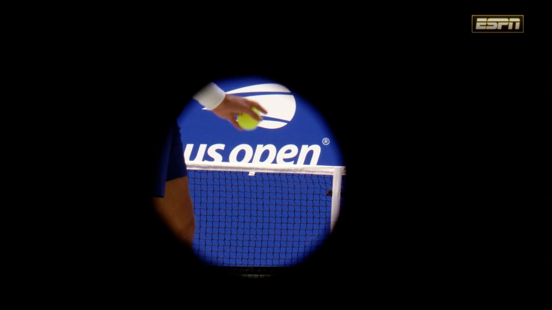 ESPN // US Open