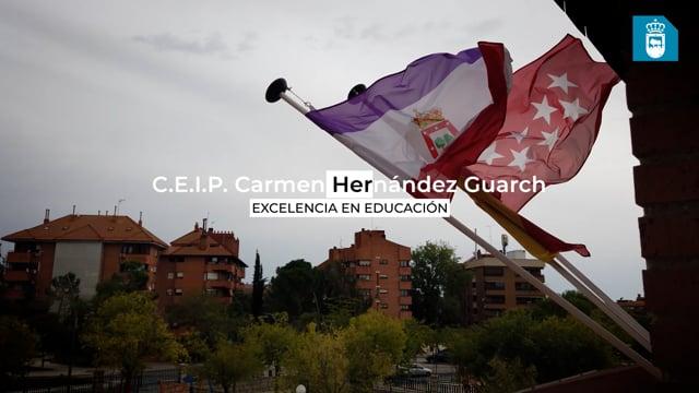 Presentación reforma C.E.I.P. Carmen Hernández Guarch