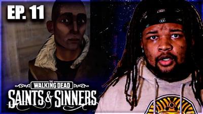 BEEFING With Another Stranger! Flam's Walking Dead: Saints & Sinners VR Walkthrough Ep. 11