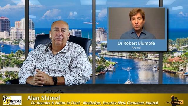 Cybersecurity Challenges - Dr. Robert Blumofe, Akamai