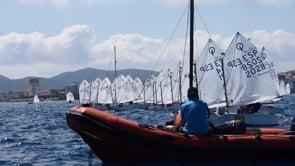 Participació rècord a l'Atena Regata que s'ha fet al Mar d'Empúries