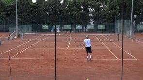 Guillermo Cavanillas i Maria Subirà, els millors dels oberts de tennis i pàdel