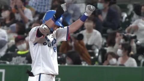 【8回裏】たまらん!! ライオンズ・源田 キャプテンの一打で逆転に成功!! 2021/9/7 L-H