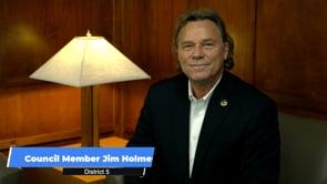 District Five, Jim Holmes: Join Your Neighborhood Association!