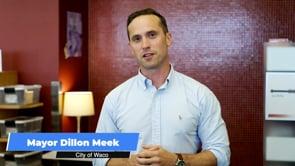 Waco Mayor Dillon Meek: Join Your Neighborhood Association!