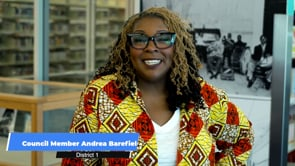 District One, Andrea Barefield: Join Your Neighborhood Association!