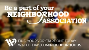 Join Your Neighborhood Association! (You Never Know Who You'll Meet)