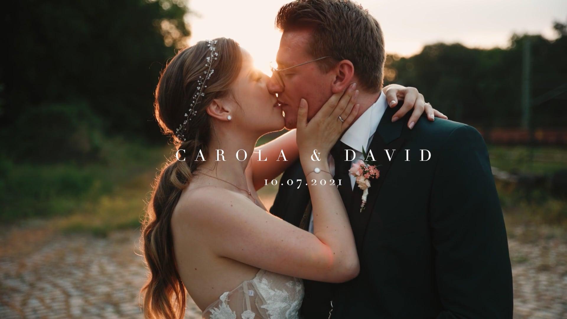 Highlightfilm David  & Carola