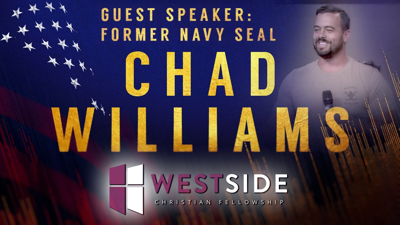 September 5th, 2021 | Former Navy Seal Chad Williams