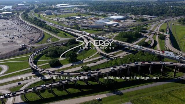 2981 Baton Rouge traffic congestion interstate 10 traffic jam