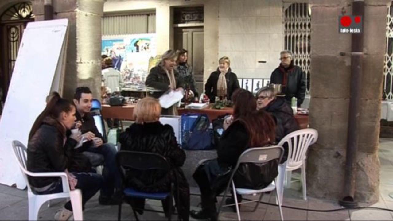 Almacelles ( Lleida ) Mercat de Nadal