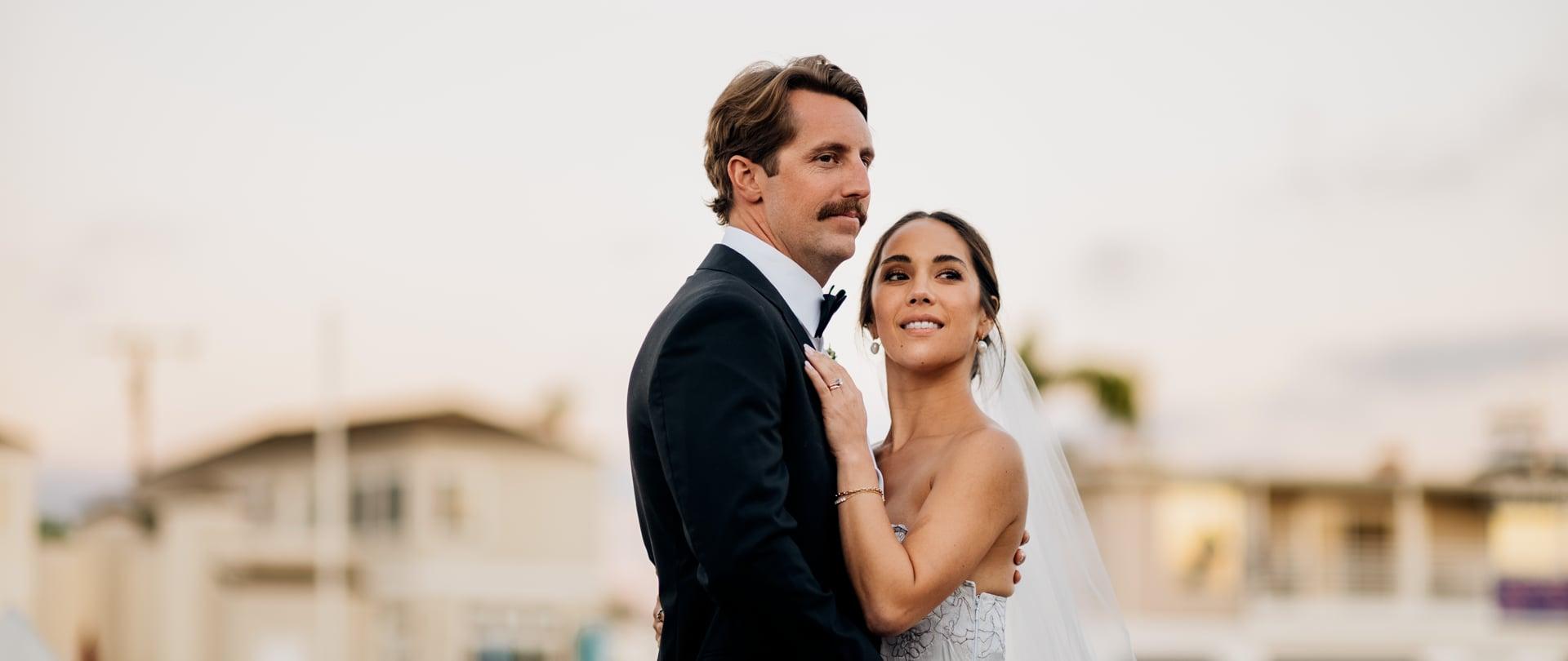 Vanessa & Justin Wedding Video Filmed at California, United States