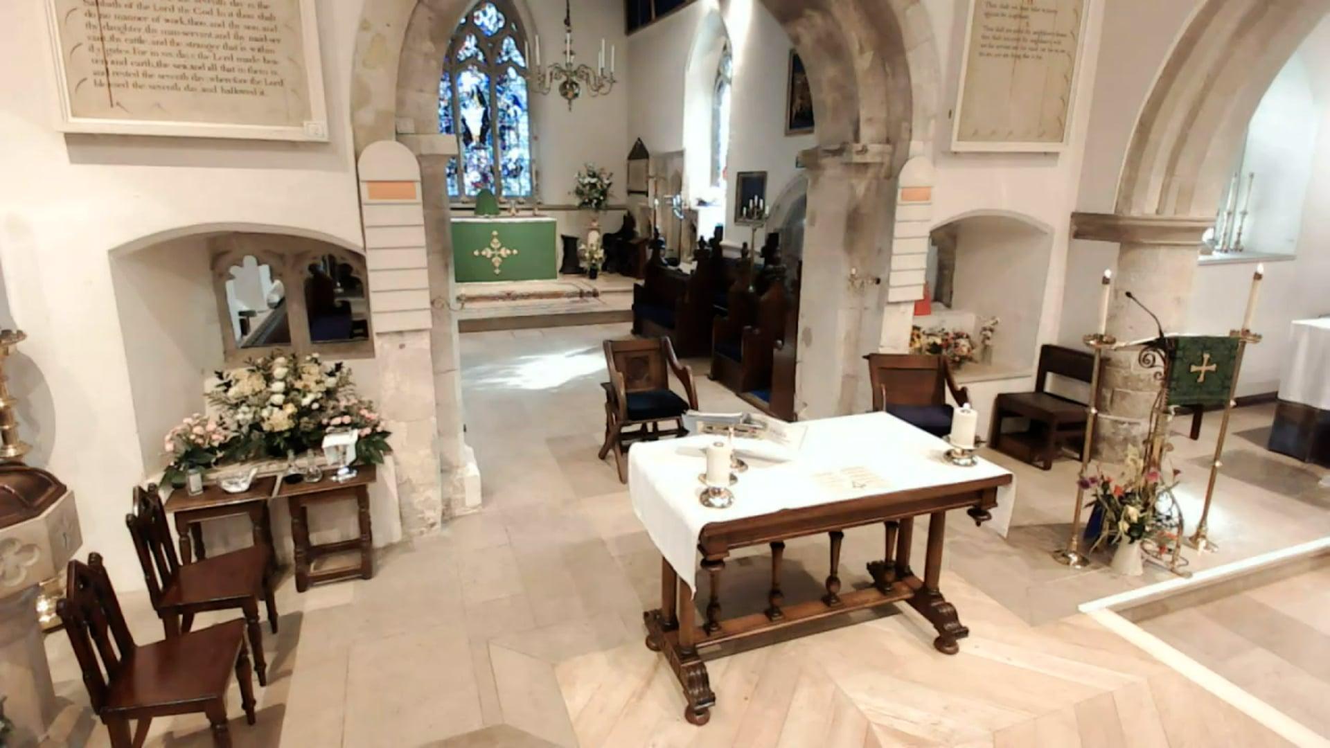 Wednesday Said Eucharist (Mass)