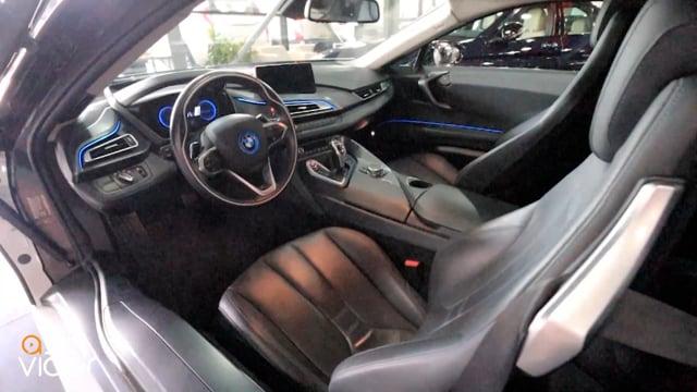 BMW i8 - WHITE - 2017