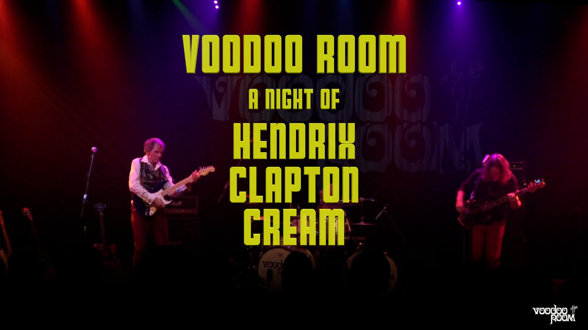 Voodoo Room: live at The Beaverwood Thurs, 21 October