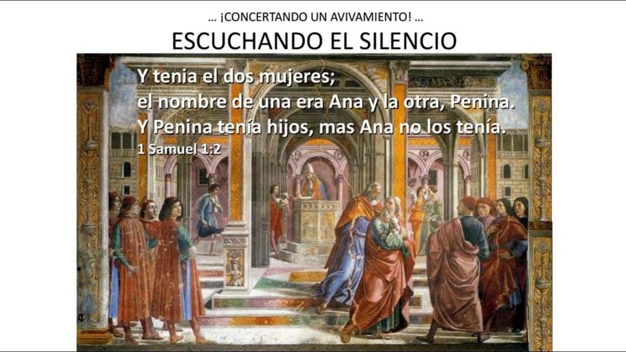 ESCUCHANDO EL SILENCIO