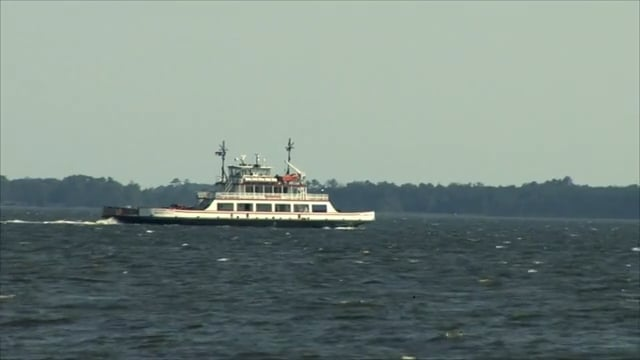Ride the NC Ferries