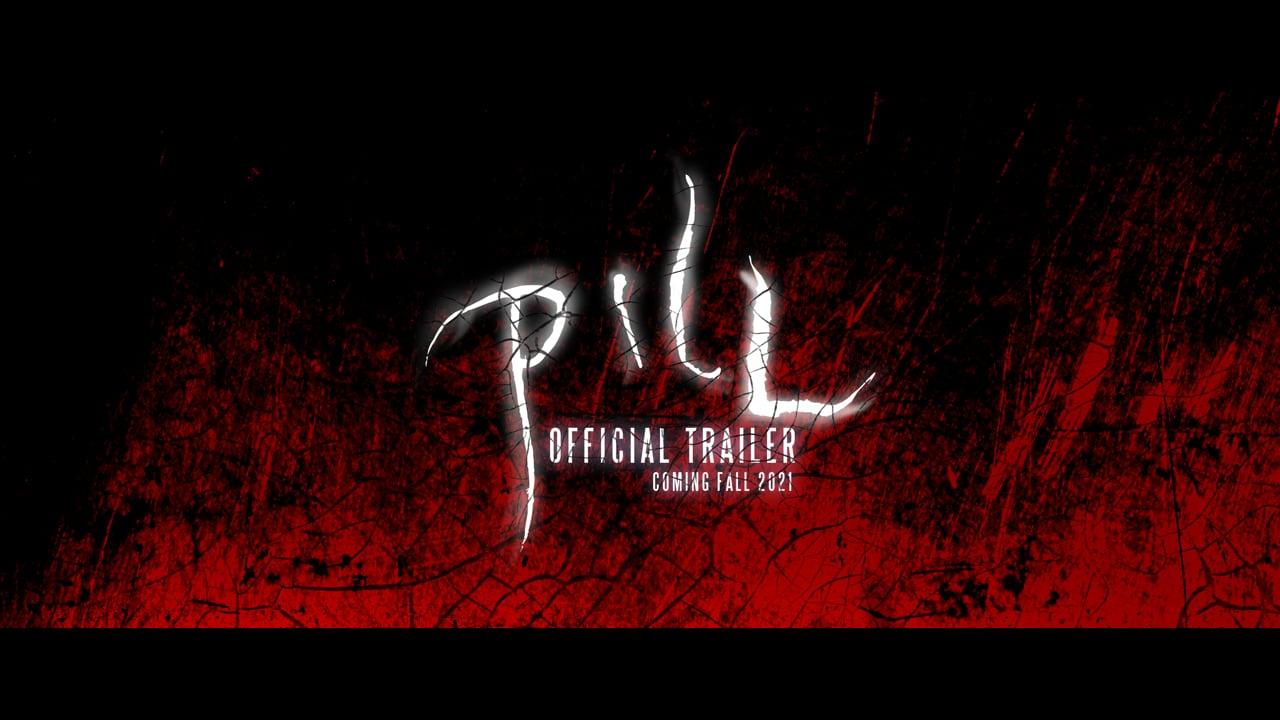 Pill - Teaser Trailer (Short Film   Horror) [2021]