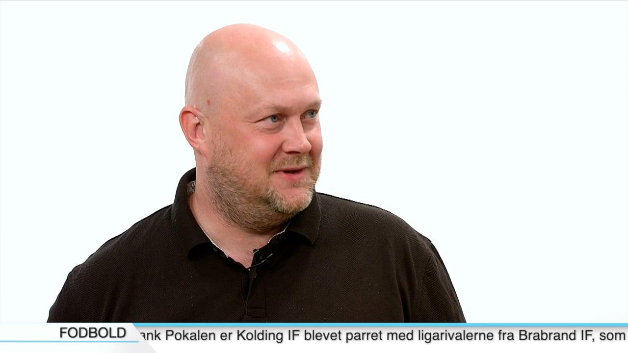 Lars Guldager Dyhr - Adm. direktør, Esbjerg Motorsport