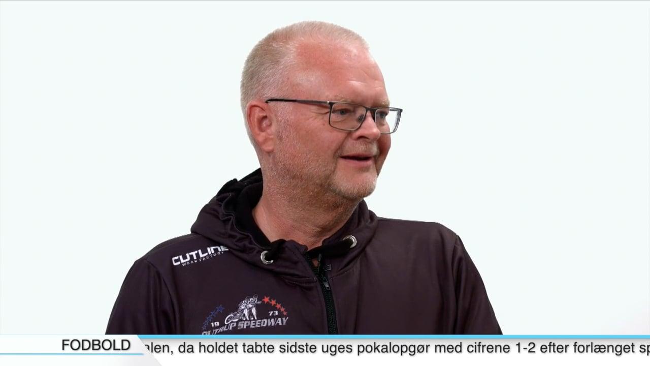 Thomas Valsted - Pressechef, Region Varde Elitesport