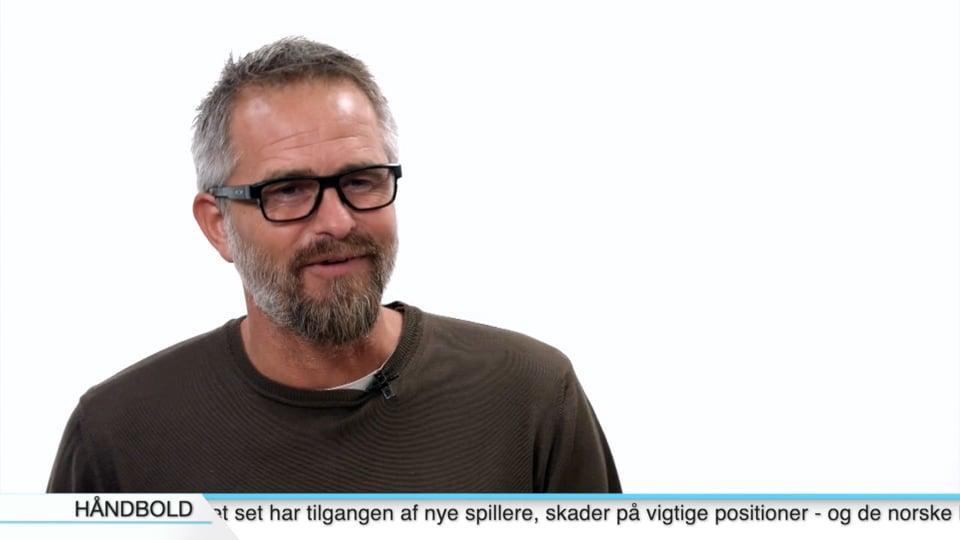 Jens Hammer Sørensen - Adm. direktør, EfB