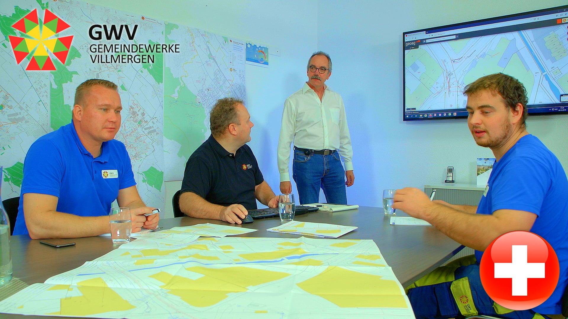 GWV Gemeindewerke Villmergen   Der Weg des Wassers - Imagefilm CH