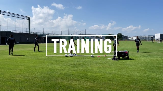 TRAINING - the week of the August 30th -