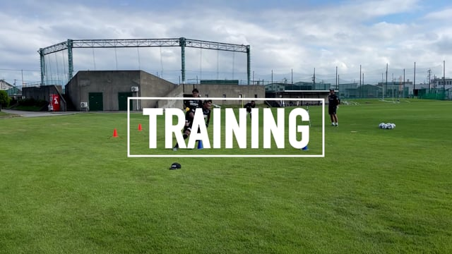 TRAINING - the week of the September 6th-