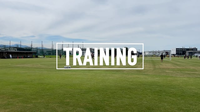 TRAINING - the week of the September 13th-