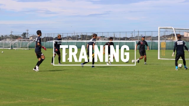 TRAINING - the week of the September 20th-