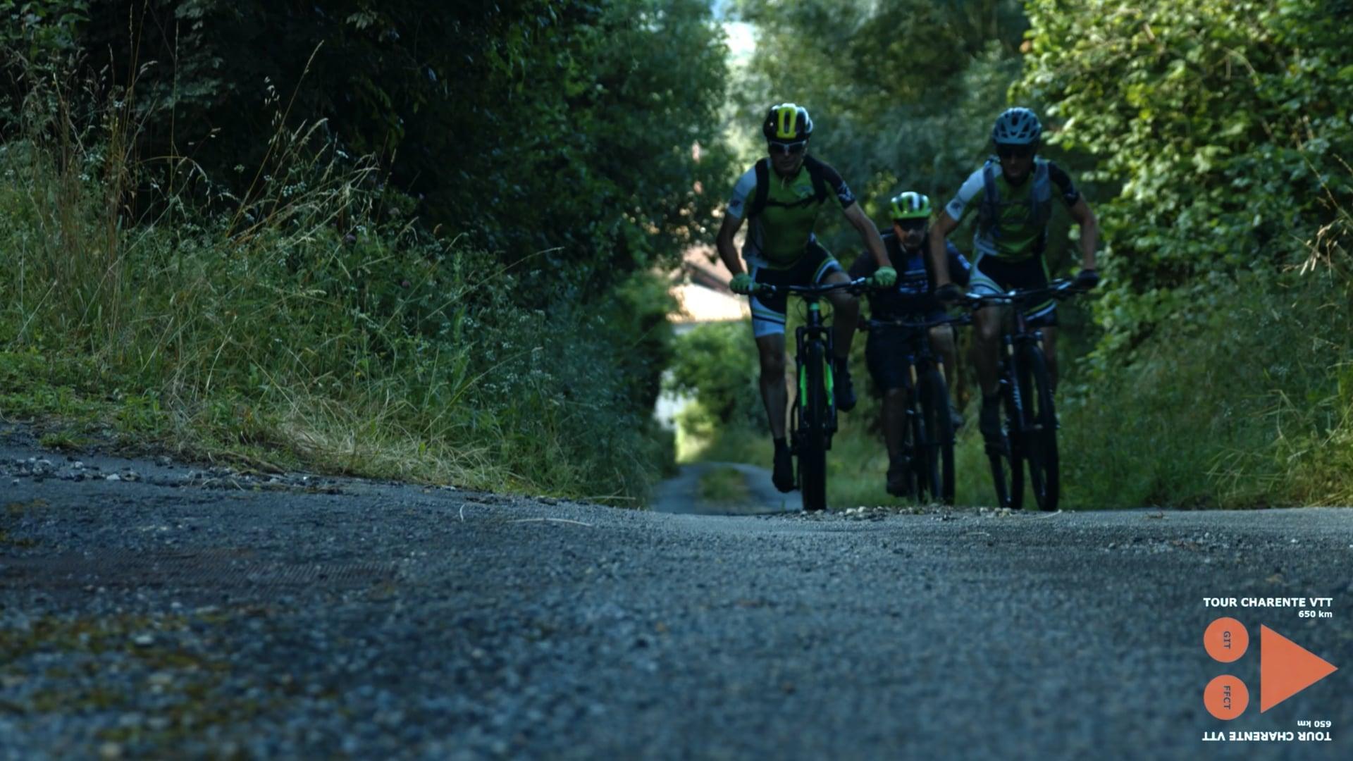Tour Charente VTT (Teaser)
