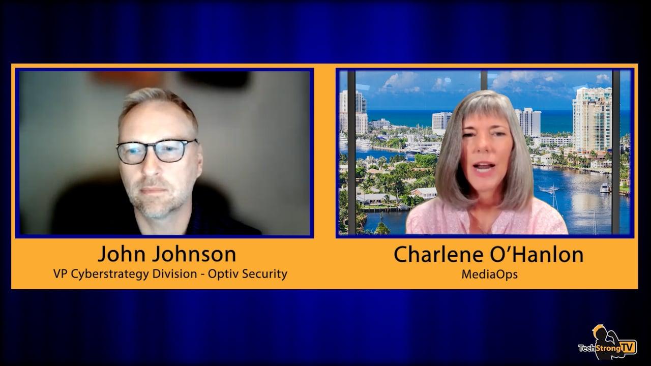 Cyber Fraud Kill Chain – John Johnson, Optiv