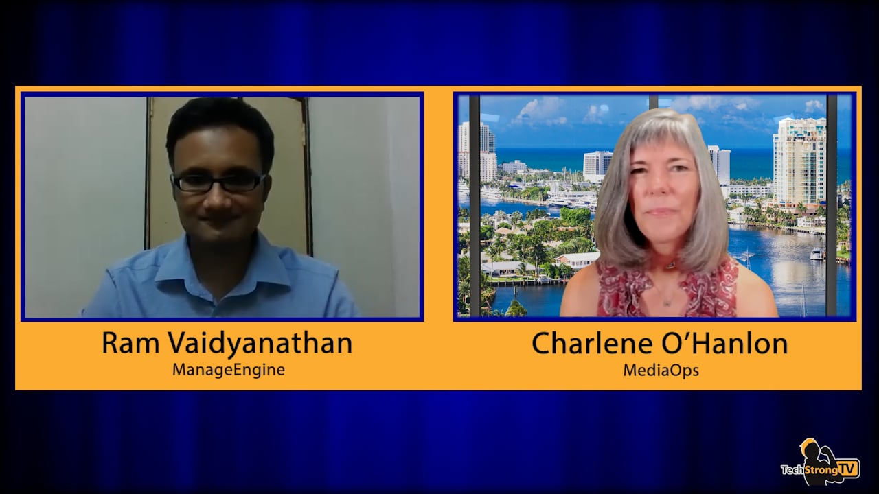 Shared Responsibility Models  – Ram Vaidyanathan, ManageEngine
