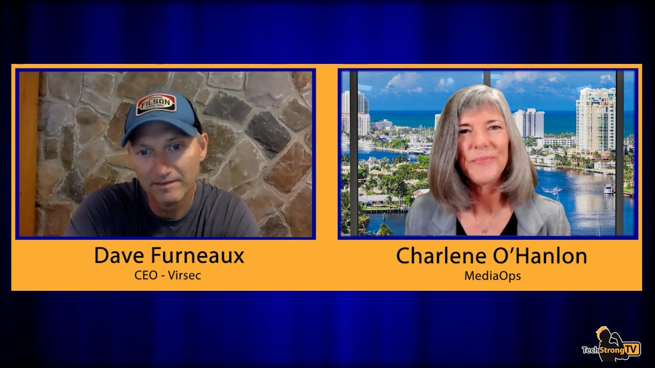 Cybersecurity Investment – Dave Furneaux, Virsec