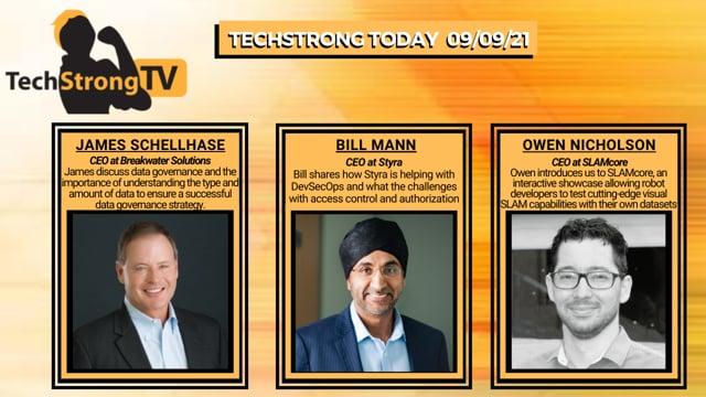 TechStrong TV - September 9, 2021