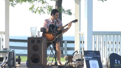 Thumbnail of video Party in the Park: Chad Hoffman